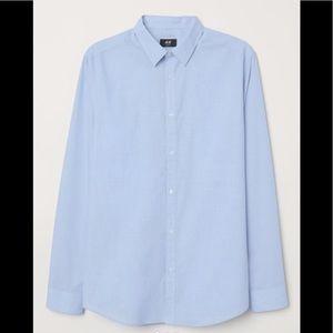 🆕 H&M Slim Fit Dress Shirt